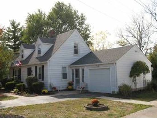88 S 25th Ave, Beech Grove, IN 46107