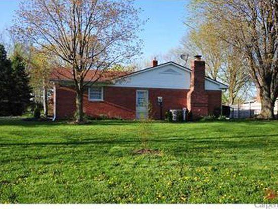 915 Lansdowne Rd, Indianapolis, IN 46234