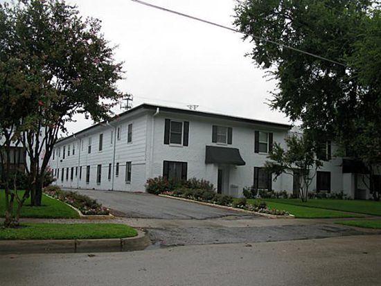 4508 Abbott Ave APT 17B, Dallas, TX 75205