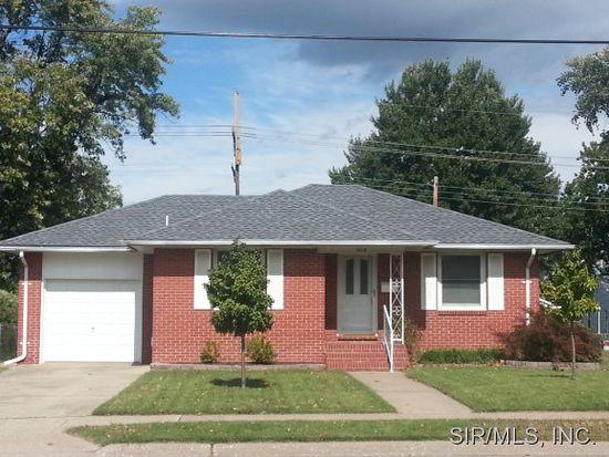 909 E Lorena Ave, Wood River, IL 62095