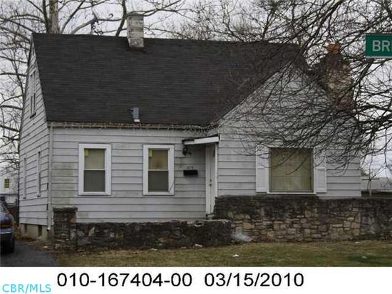 2016 Brentnell Ave, Columbus, OH 43219