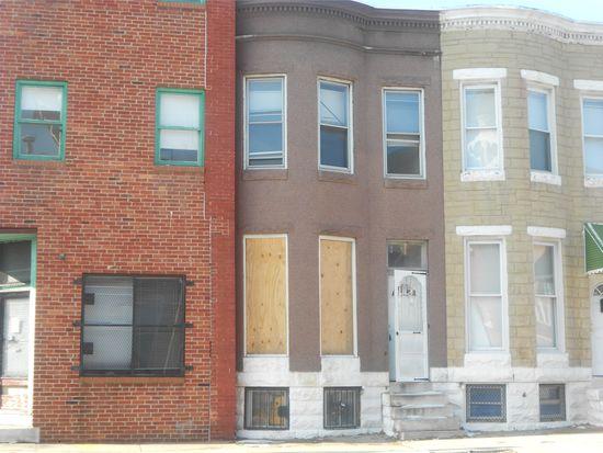 1902 N Washington St, Baltimore, MD 21213