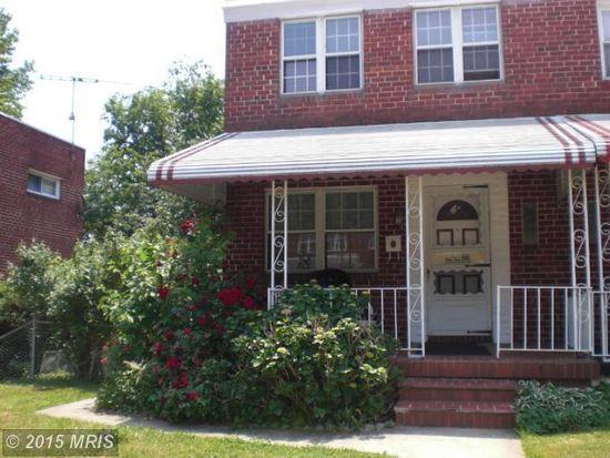 5423 Seward Ave, Baltimore, MD 21206
