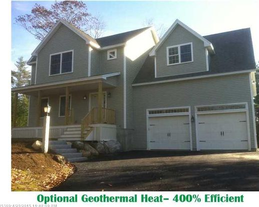 Yyy Chestnut Heights Rd, Gray, ME 04102