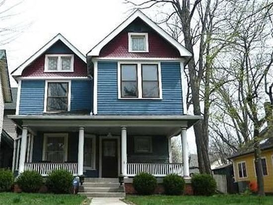 569 Woodruff Place Middle Dr, Indianapolis, IN 46201