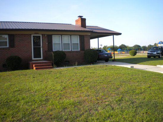 233 Bunche Dr, Goldsboro, NC 27530