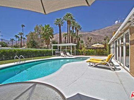 263 E Morongo Rd, Palm Springs, CA 92264