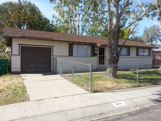 612 Cottonwood Dr, Carson City, NV 89701