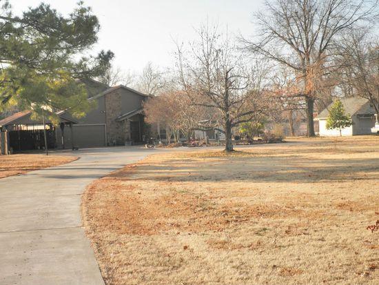 1421 Brannon Ln, Fort Gibson, OK 74434
