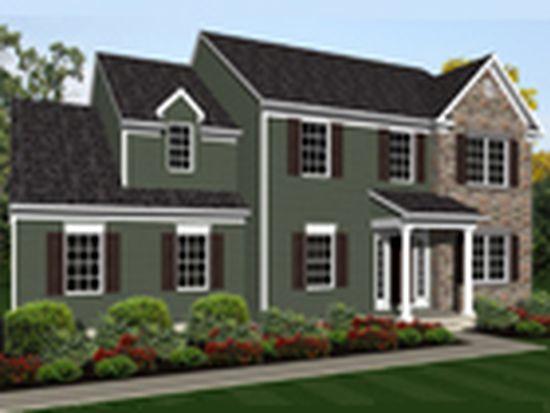Jordan Manor - Middlecreek Farms by keystonecustomhome