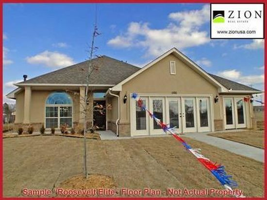 111TH &amp Augusta Dr # ROOS, Jenks, OK 74037