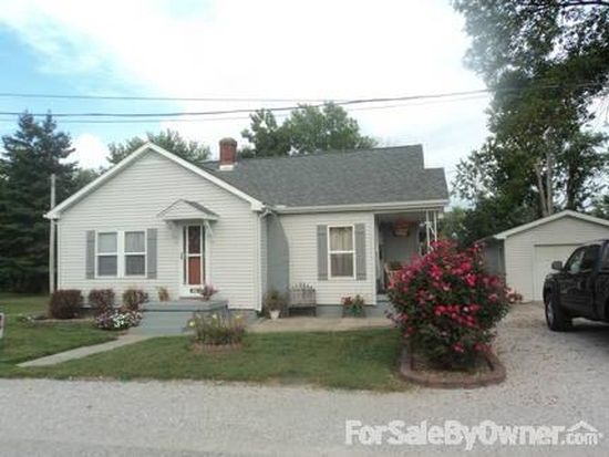 806 S Lincoln St, Fort Branch, IN 47648