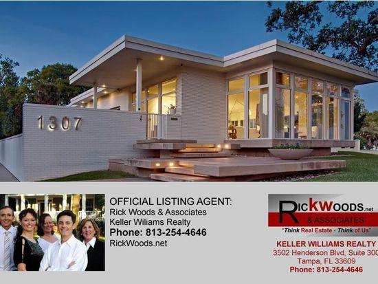 1307 Bayshore Blvd, Tampa, FL 33606