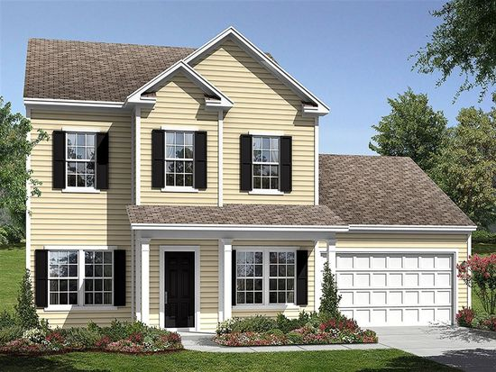 Harding - Sutton Springs by Ryland Homes