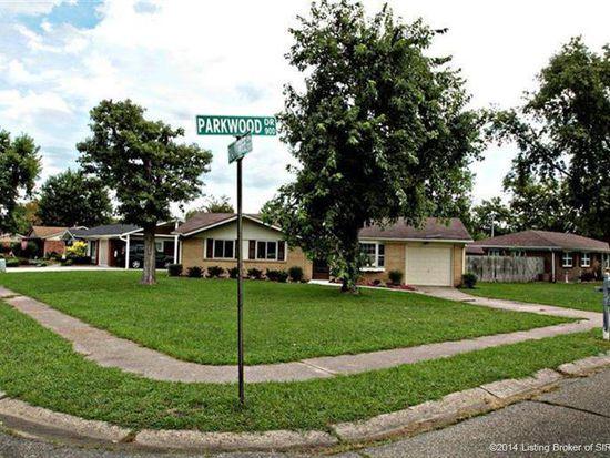957 Parkwood Dr, Clarksville, IN 47129