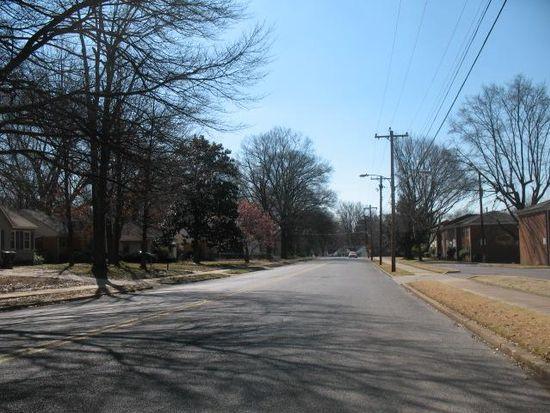 1222 Robin Hood Ln, Memphis, TN 38111