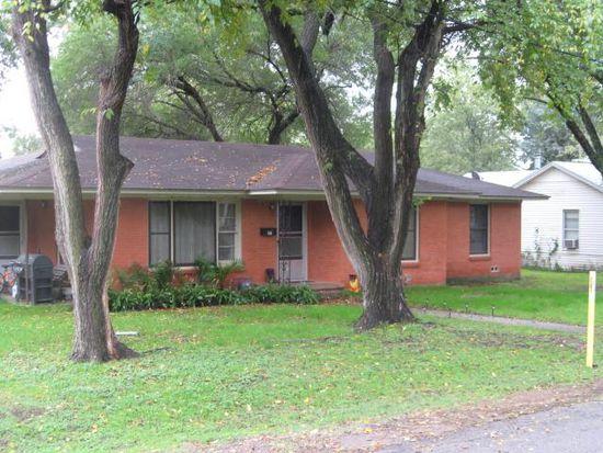 601 S Davis St, West, TX 76691