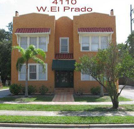 4110 W El Prado Blvd APT 2, Tampa, FL 33629