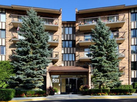 501 Lake Hinsdale Dr APT 511, Willowbrook, IL 60527