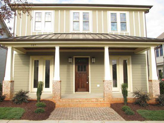 109 Sharpe St, Chapel Hill, NC 27516