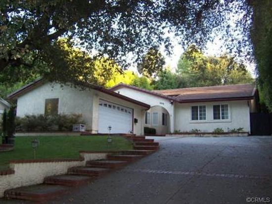 689 W Montecito Ave, Sierra Madre, CA 91024