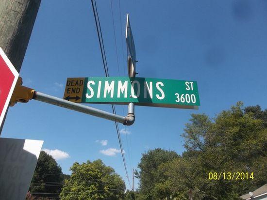 3616 Simmons St, Charlotte, NC 28208