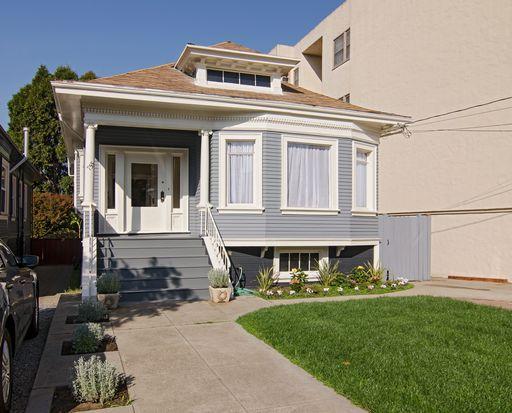 755 Santa Clara Ave, Alameda, CA 94501