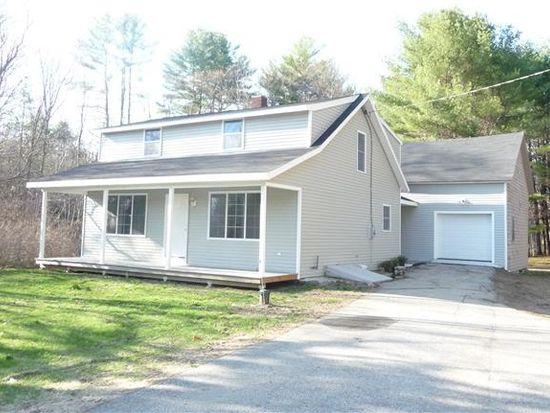698 New Hampton Rd, Sanbornton, NH 03269