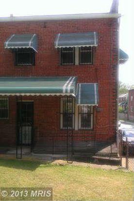 706 Radnor Ave, Baltimore, MD 21212