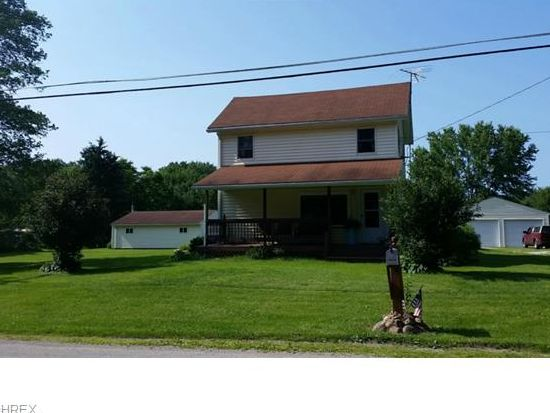 6059 Marcy Rd, Pierpont, OH 44082