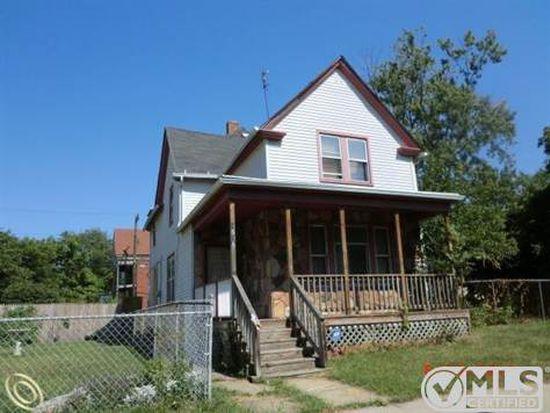 4508 Van Dyke St, Detroit, MI 48214