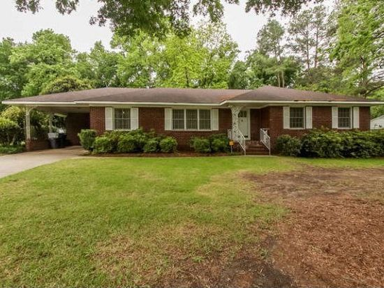 2718 Rosewood Dr, Augusta, GA 30909