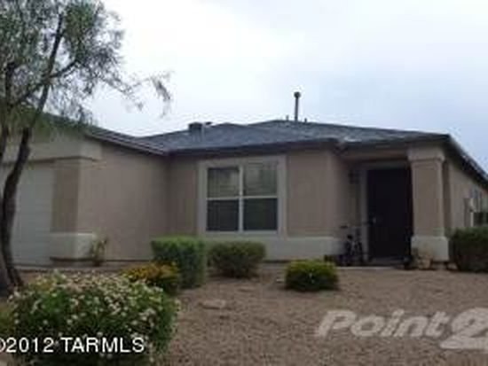 3573 S Twilight Echo Rd, Tucson, AZ 85735