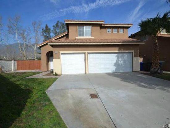 14818 Fox Ridge Dr, Fontana, CA 92336
