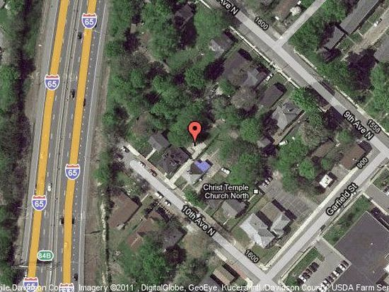 1610 10th Ave N, Nashville, TN 37208