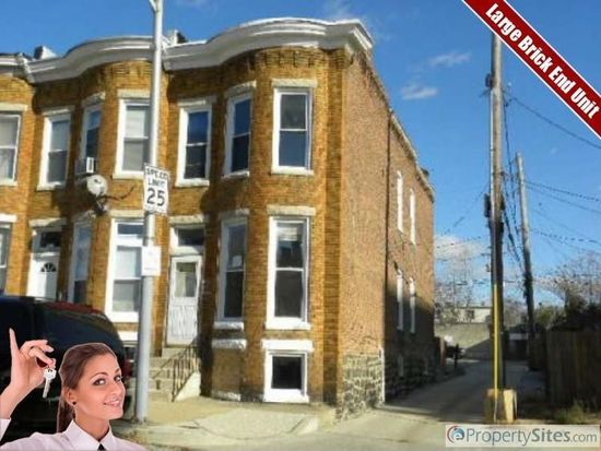 2501 Barclay St, Baltimore, MD 21218