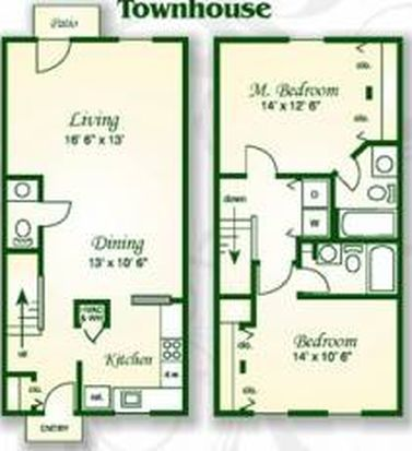 2500 Lakefield Mews Ct APT B, Richmond, VA 23231