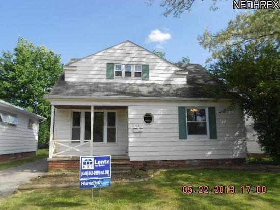 240 Marion Dr, Bedford, OH 44146