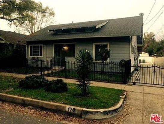 173 E Tremont St, Pasadena, CA 91103