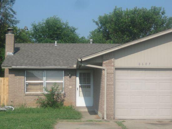 8607 S Drexel Pl, Oklahoma City, OK 73159
