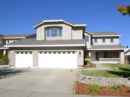 2036 Hillridge Dr, Fairfield, CA 94534