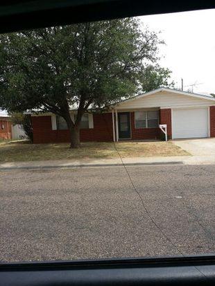 1404 E 53rd St, Odessa, TX 79762