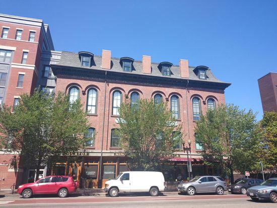 1721 Washington St UNIT 307, Boston, MA 02118