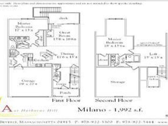 100 Kirkbride Dr UNIT 108, Danvers, MA 01923