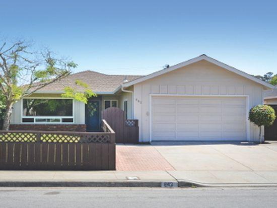 842 Prospect Hts, Santa Cruz, CA 95065