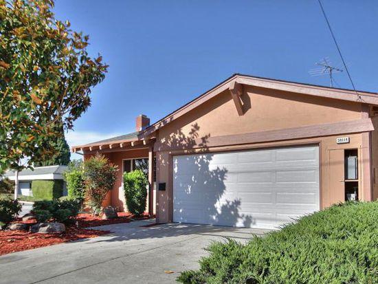 38114 Martha Ave, Fremont, CA 94536