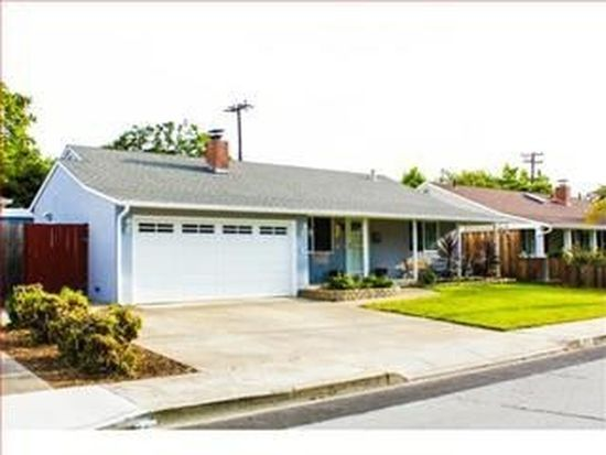 2372 Glendenning Ave, Santa Clara, CA 95050