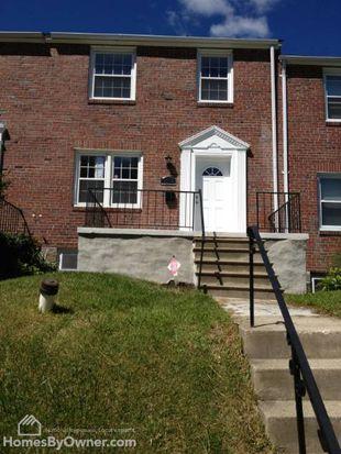 3930 Yolando Rd, Baltimore, MD 21218