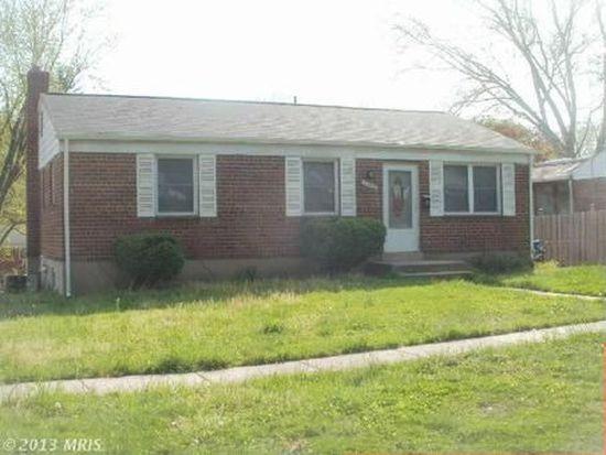 4602 Olden Rd, Rockville, MD 20852