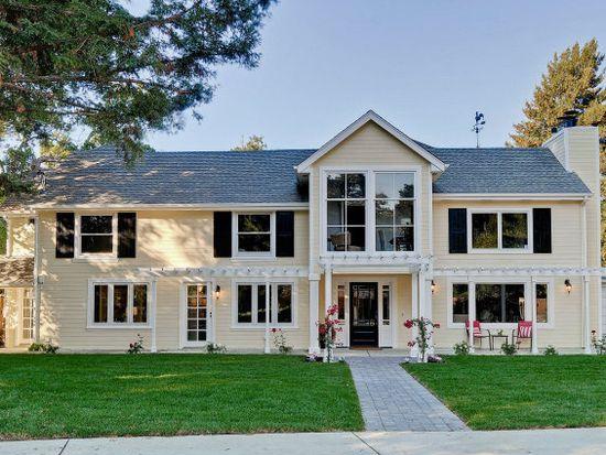 3617 Oak Dr, Menlo Park, CA 94025